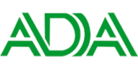 American Dental Association, ADA, logo in green